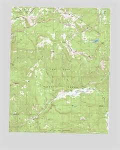 wolf creek pass co topographic map topoquest