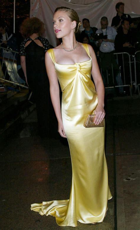 scarlett johansson dresses scarlett johansson wedding dress scarlett most memorable met gala dresses photos image 20 abc news