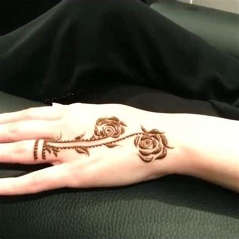 henna mahendi حنا نقش ناعم henna design pinterest