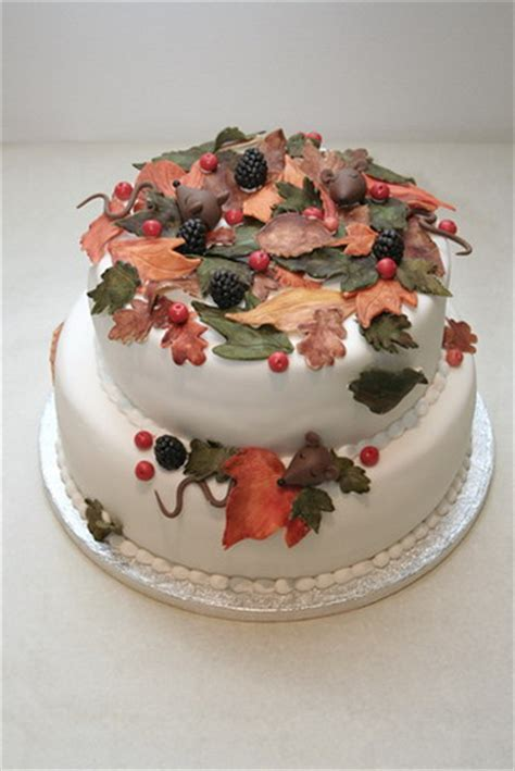 fall cake decorating fall cake a cake inspired by fall in denmark covered