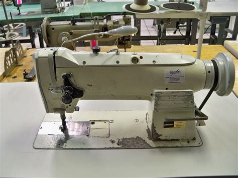 Used Upholstery Sewing Machine For Sale by Consew 225rb 5