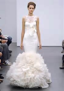 mermaid wedding dresses 2012 vera wang wedding decoration mermaid wedding dresses 2012 vera wang