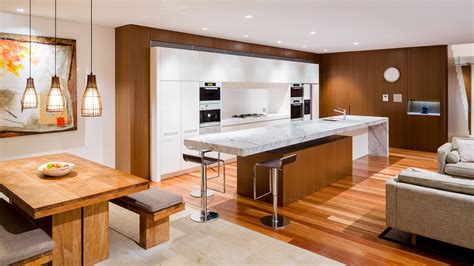 Kitchen Island Bench Images by Amc Marble Island Bench With Waterfall