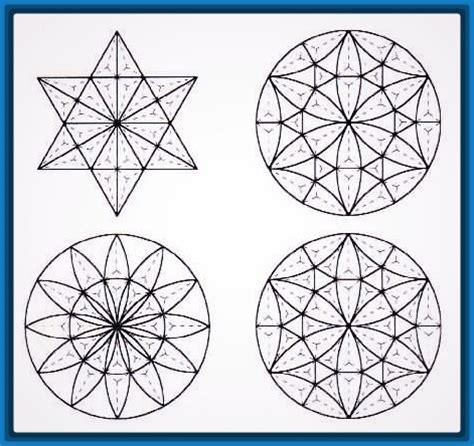 Imagenes De Mandalas Paso A Paso | f 225 ciles mandalas para dibujar paso a paso dibujos de