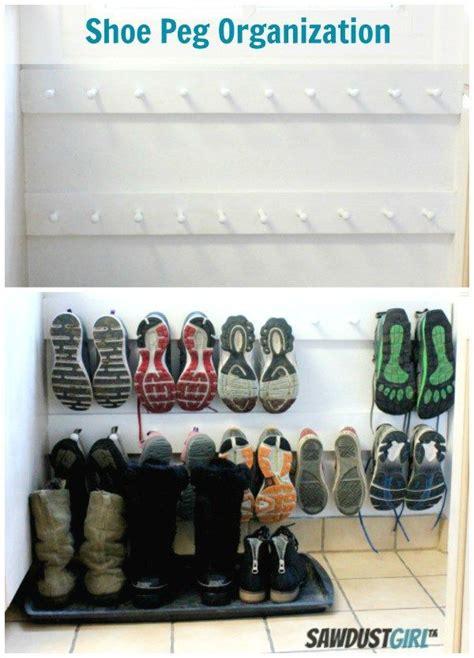 diy hanging shoe rack best 25 hanging shoe organizer ideas on ideas