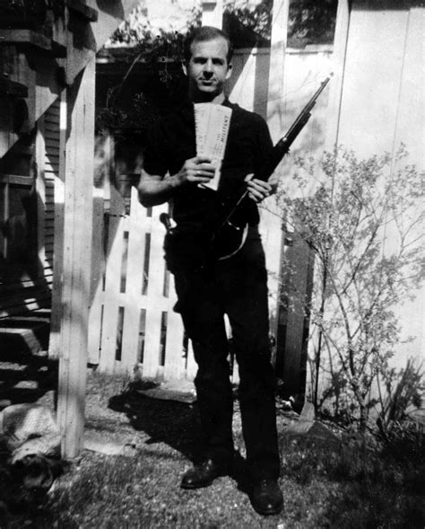 lee harvey oswald claimed this photo was faked modern