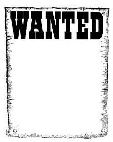 black and white wanted poster template wanted poster clip wanted poster template gameshd