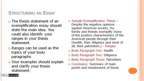 Exemplification Essay by Meaning Of Exemplification Essay Writinggroup694 Web Fc2