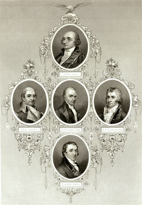 who was in washington s cabinet jefferson and hamilton political rivals 183 george