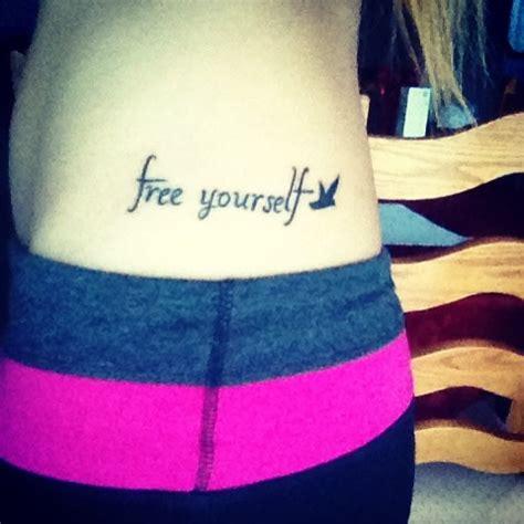 free yourself tattoo free yourself tattoos bird tattoos