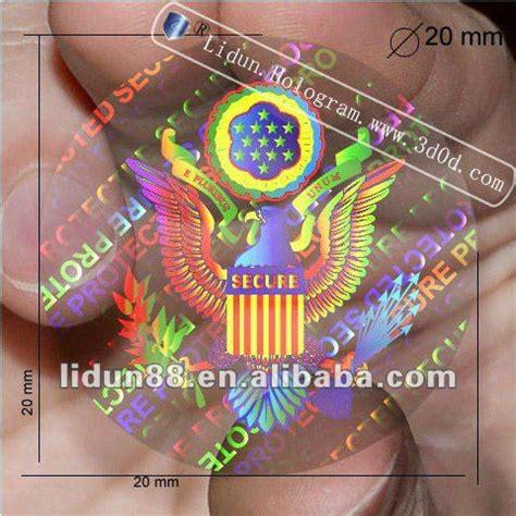 how to make a hologram card security trasparent id card hologram china mainland