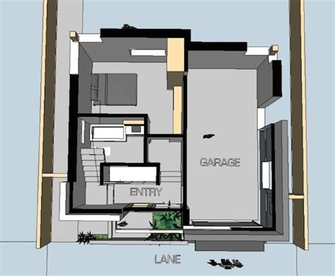 Micro House Floor Plans by Simple Living In An 800 Sq Ft Small House