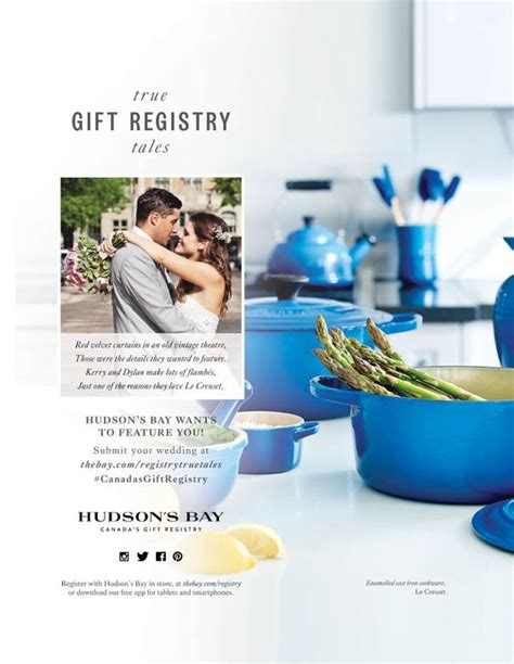 Wedding Gift Ideas Vancouver by The Bay Bridal Registry Toronto Mini Bridal