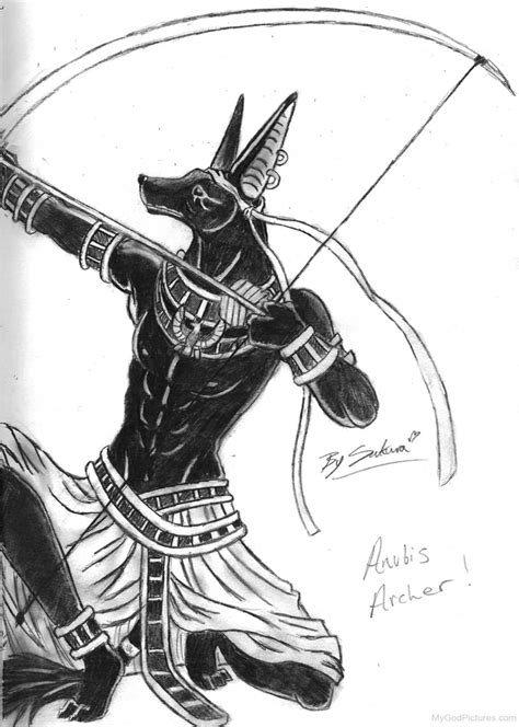 god anubis god pictures