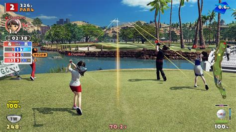everybody s everybody s golf ps4 online beta begins tomorrow gaming age