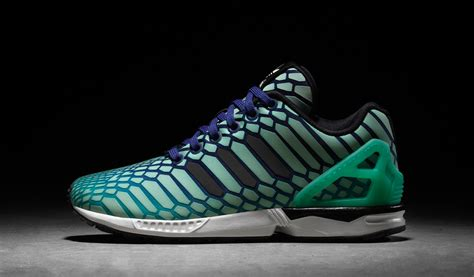 adidas xz flux glow in the adidas lights up all weekend with glow in the