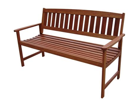 wooden bench outdoor furniture vonhaus 3 seater hardwood wooden garden bench outdoor