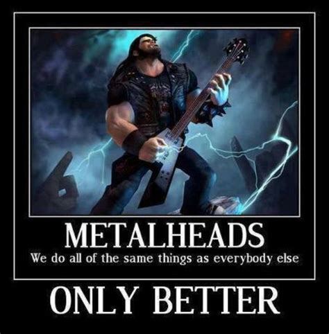 Metalheads Memes - 1000 images about metal on pinterest the friday funny