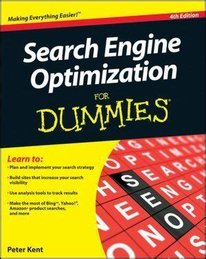Seo For Dummies by 20 Books You Should Own If You Re Into Seo Optimind