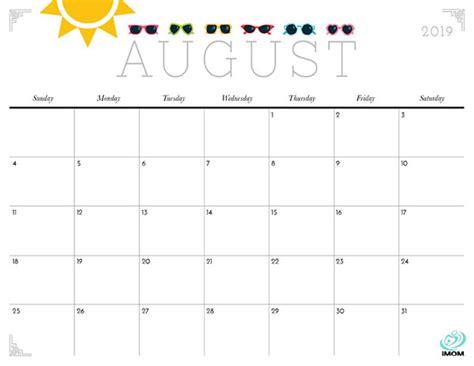 cute  crafty  calendar imom