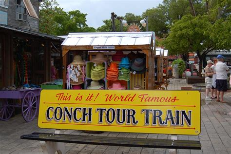 couch train key west day trip from fort lauderdale w conch train tour