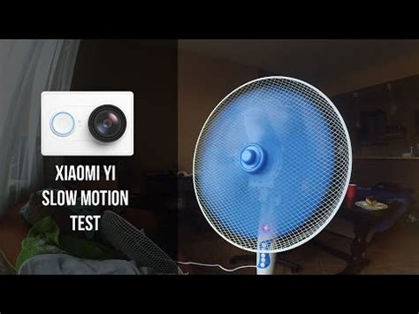 membuat video slow motion xiaomi yi review b pro5 ap vs xiaomi yi comparison video