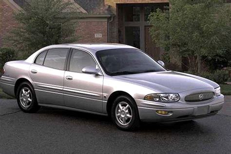 how to sell used cars 2001 buick lesabre regenerative braking 2000 05 buick lesabre consumer guide auto