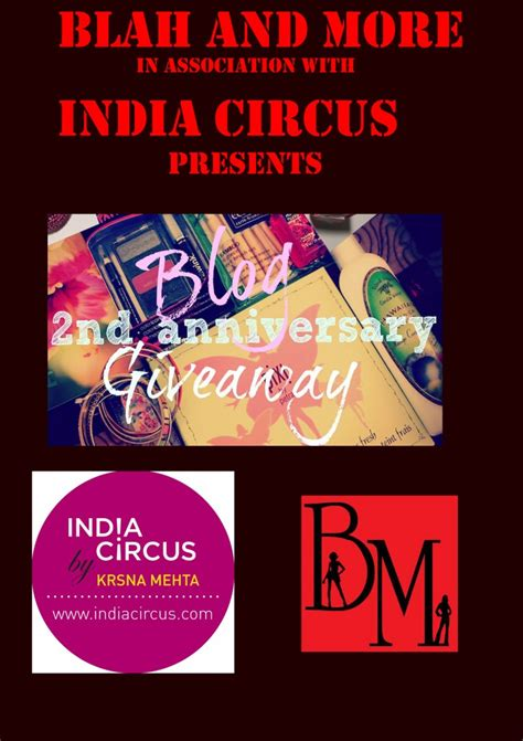 Giveaway India - giveaways blah and more indian fashion and lifestyle blog