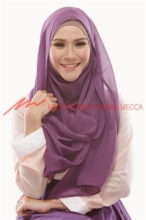 tutorial jilbab zaskia adia meca 55 best images about hijaab on pinterest simple hijab