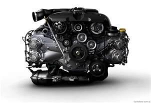 brand new car engine subaru releases brand new boxer engine details photos 1