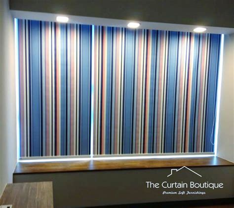 Singapore Roller Blinds (Indoor)   The Curtain Boutique