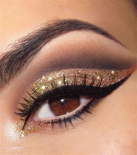 brillantina para ojos maquillaje con glitter para el d 237 a las 25 mejores ideas sobre maquillaje de ojos con