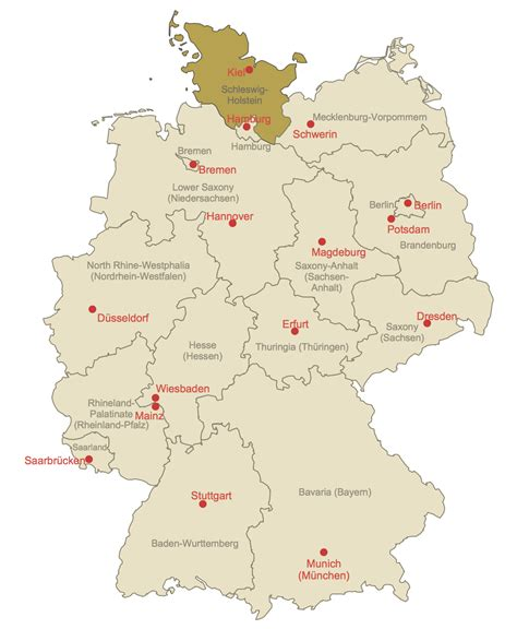 locator map map of germany solution conceptdraw