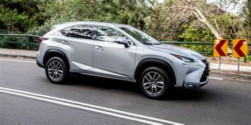 Lexus 2015 Cars 2015 Lexus Nx200t Luxury Review Term Report One