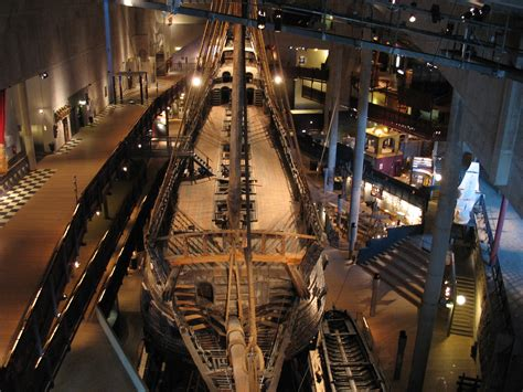 the vasa museum loving stockholm