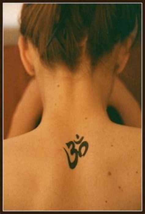 ohm tattoo meaning ohm symbol on ohm symbol tattoos om symbol