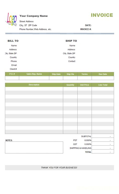moving invoice template what is an invoice invoice design inspiration