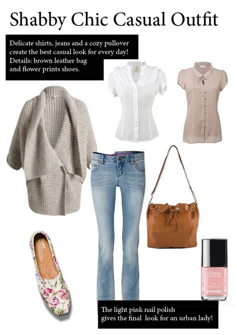 Casual Cottage Chic by Your For A Casual Day By Whatstrendy