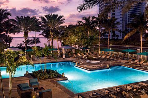 hotel pool amenities the ritz carlton sarasota