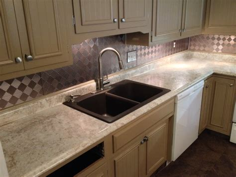 Menards Countertop by Kitchen Counter Top Sink Replacement Bryan Ohio