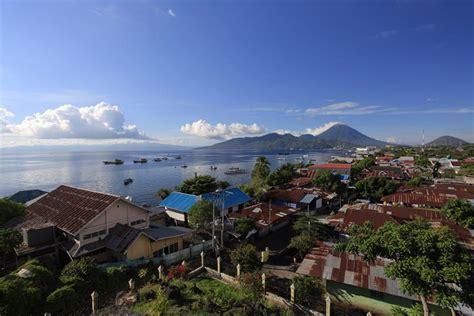 Batu Batik Ternate kecantikan dari dalam nama besar kota ternate