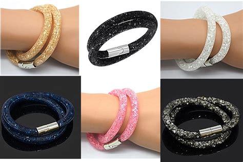 designer inspired stardust bracelet