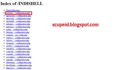 tutorial symlink deface cara deface web dengan config scupe id