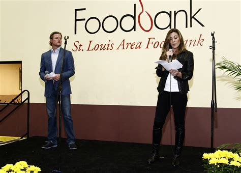 Food Pantries St Louis by Les Snead Kara Henderson Snead Event Co Chairs
