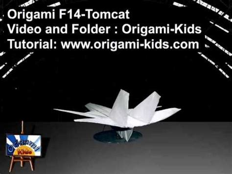 origami f 14 origami f 14 tomcat