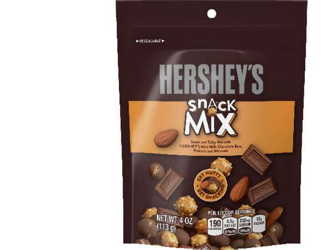 Hershey Snacks Mix the hershey company specialty retail