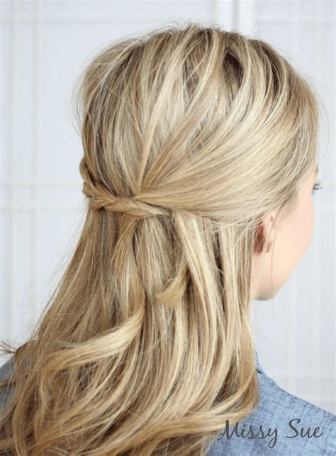 tie back hairstyles braid 17 french braid tie back