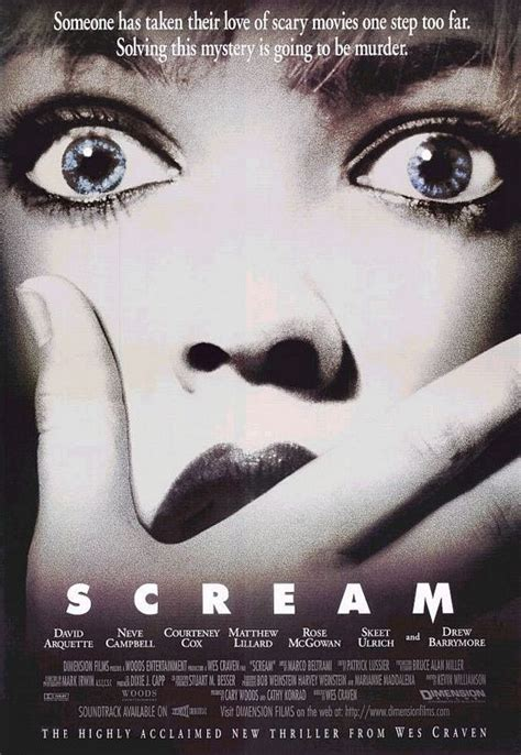 film horror wiki scream 4 gets a release date wes craven on board to