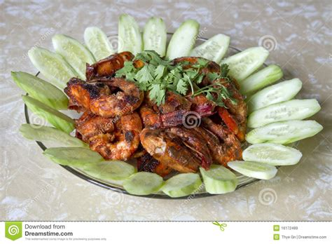 Sambal Makkris sambal chili prawns 2 royalty free stock images image