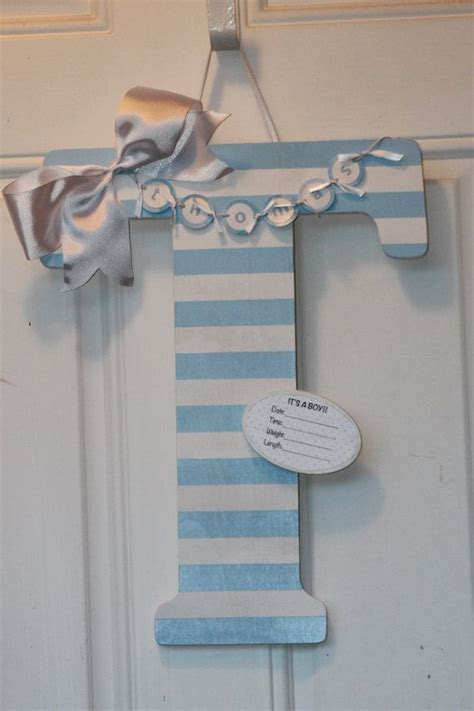 baby hospital door hanger by sillysalgals on etsy 40 00